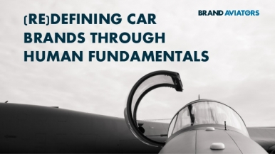(Re)defining Car Brands Through Human Fundamentals
