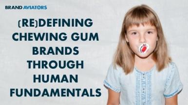 (Re)defining Chewing Gum Through Human Fundamentals