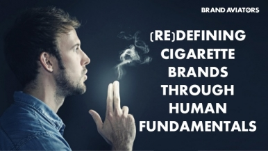 (Re)defining Cigarette Brands Through Human Fundamentals